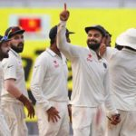 Led via Virat Kohli, India reclaimed the No. 1 spot inside the worldwide Cricket Council's test ratings.