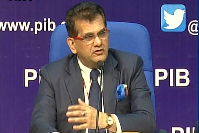 Fortunate clients to get grants worth Rs 340 crore for advanced installments: Amitabh Kant