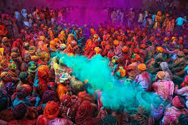 Holi: History And Celebration Of Festival Of Colors In India