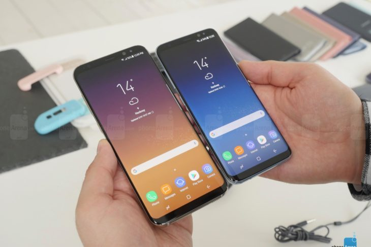 Samsung's new Galaxy S8 telephone has greater show and new voice right hand