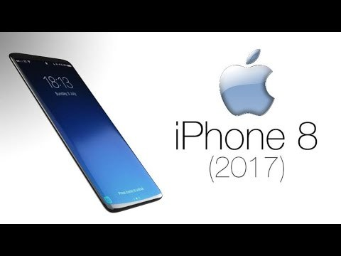 The iPhone 8 is supposed to have enhanced battery life,the home catch and unique finger impression sensor