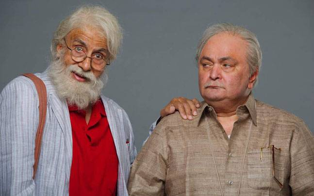 Amitabh Bachchan and Rishi Kapoor will be back on the silver screen after 26 years and their new coordinated effort in a film titled, 102 Not Out.