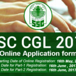 How To Apply Online SSC CGL 2017: Registration Begins