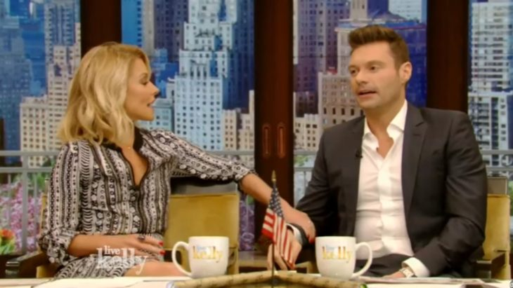 "Seacrest's prominent in TV and perceivably in other media must be an advantage for ""Live."
