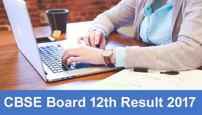 Step by step instructions to check CBSE Class 12 results 2017 image Source CBSE Results