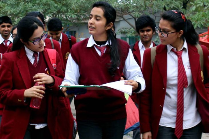 The CBSE board is declaring results of class XII exams on Today. Image Source Medium