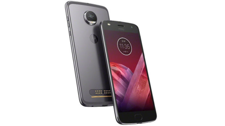 Moto Z2 Play and new Moto Mods Launched with priced at $499 (roughly Rs. 32,200) within the U S A. Image Source ndtv gadgets