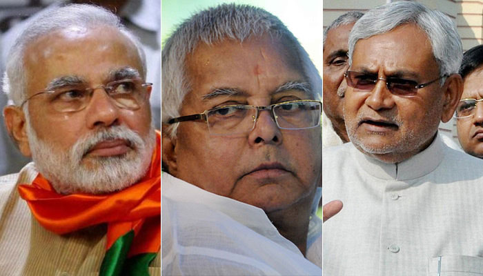 Modi's road to comfortable in 2019 is smoother with Nitish on his aspect, stated Sankarshan Thakur.Image Source zeenews.india