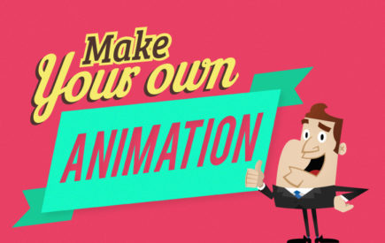 How You can even make faces of your favorite cartoons.Image Source PowToon