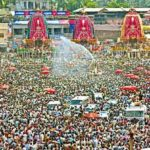 Sri Jagannath Rath Yatra ; Organised by ISKCON Punjabi Bagh,Come and be part of us on this auspicious occasion. Image Source Planet ISKCON