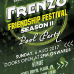 Swag Festival Presents – The Most Awaited Pool Party Of The Season on this friendship day 2017.