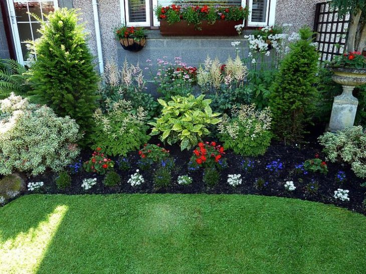 How to Tidy up the lawn, flowerbeds, bushes, gardens, and many others. Image Source Pinterest