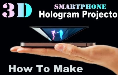 Forget about video calling; we ought to soon be pronouncing whats up with a hologram! Image Source YouTube