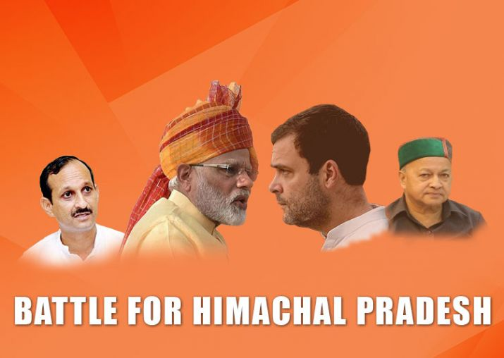 The EC had announced that the polling in Himachal Pradesh will take on November 9. Image Source India tv