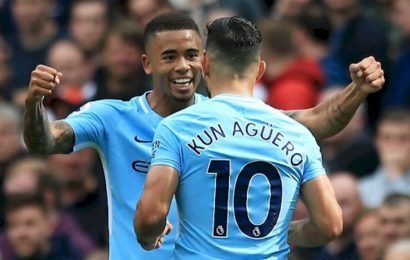 "Can You Imagine a Premier League without that every one well-known ""Aguerooooooooo"" second! Image Source mancity"
