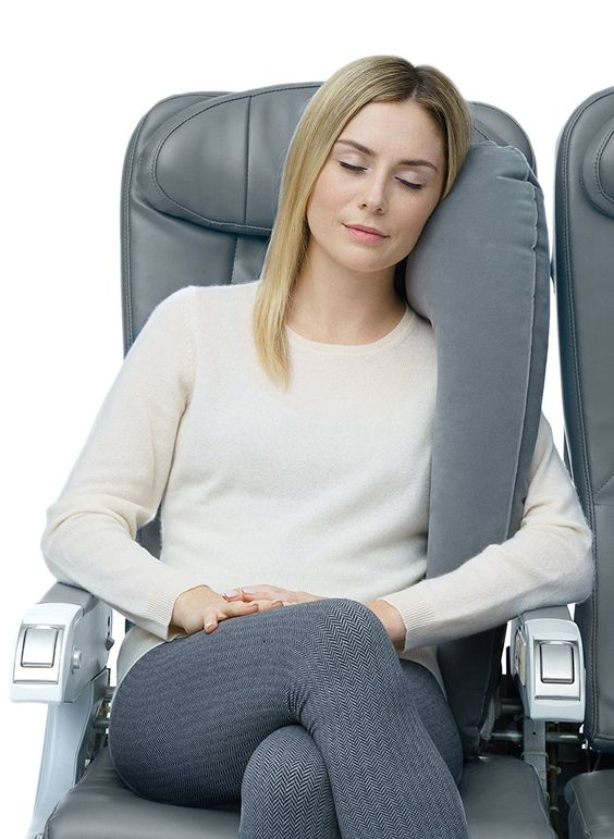 How you'll be capable of getting the satisfactory sleep of your lifestyles, on an aircraft. Image Source herbeauty