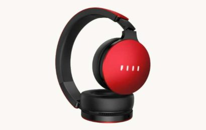 "Samsung launched active noise cancellation earphones with ""talk in mode"" feature. Image Source English News - Dailyhunt"