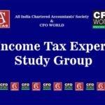 Have a look at of provisions of Income Tax Act and Rules by Income Tax Expert Study Group. Image Source Facebook